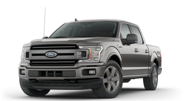 2020 Ford F-150 XLT Truck  SuperCrew